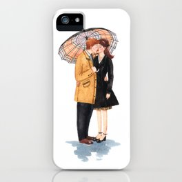 English manners iPhone Case