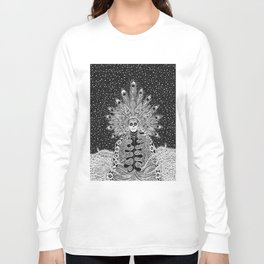 Headdress Long Sleeve T-shirt