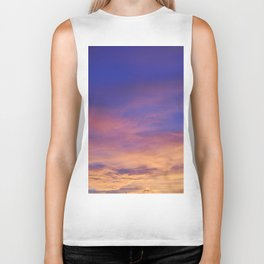 COME AWAY WITH ME - Autumn Sunset #1 #art #society6 Biker Tank