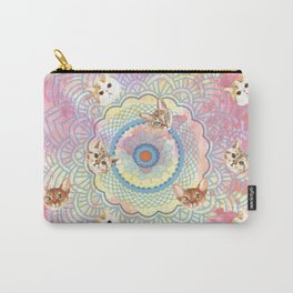 Zen Kitty Carry-All Pouch