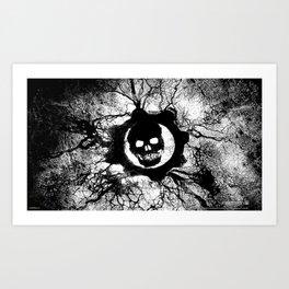 Gears Of War 16 Art Print