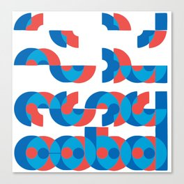COBOL Canvas Print