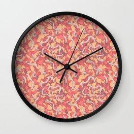 Earthy 01 Wall Clock