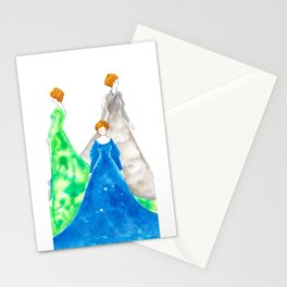 A Chord of Colour Stationery Cards