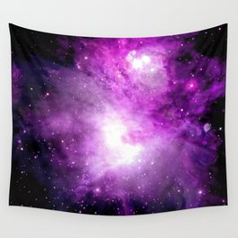 Space Nebula Wall Tapestry