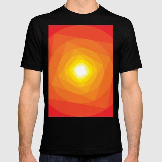 Gradient Sun T-shirt
