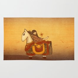 Dream Horse Rug
