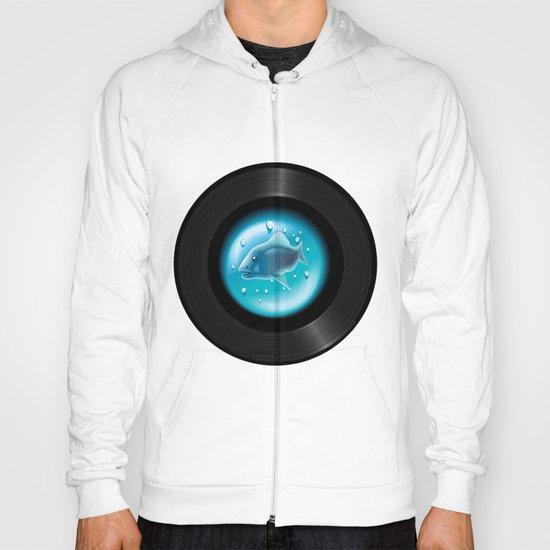 Fish Pop (Vinyl Aquarium) Hoody