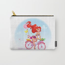 Spring Ride Carry-All Pouch