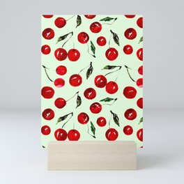 Very cherry Mini Art Print