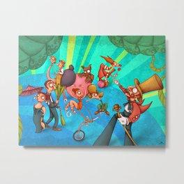 Circus 2 Metal Print