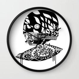 Killer Robot Wall Clock