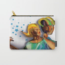 Aries Sign Carry-All Pouch