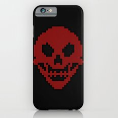 Pixel Skull Slim Case iPhone 6s