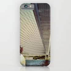 Connecting Two Continents  Slim Case iPhone 6s