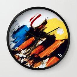 The Peace Race 1966 Wall Clock