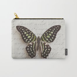 Graphium agamemnon butterfly Carry-All Pouch