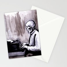 One Of Those On Whom Nothing Is Lost Stationery Cards