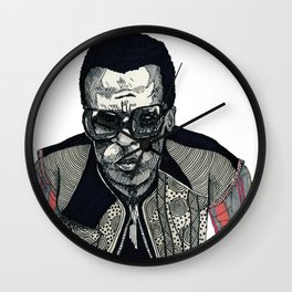 Directions in Fashion Wall Clock