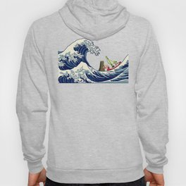 The Great Wave of Hyrule Hoody