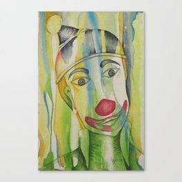 Taquin Canvas Print
