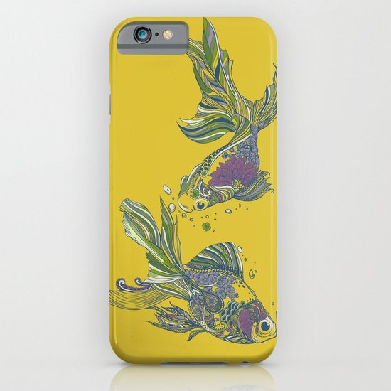 Blooming in Deep iPhone & iPod Case