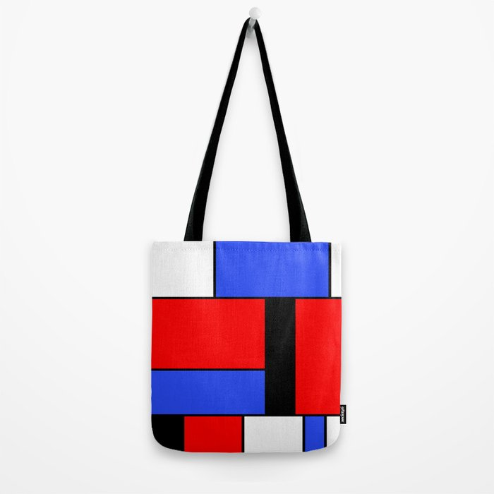 Abstract #558 Tote Bag