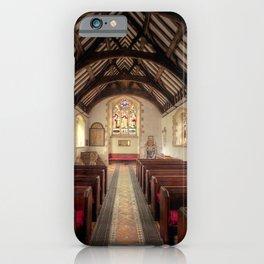Llantysilio Church iPhone Case