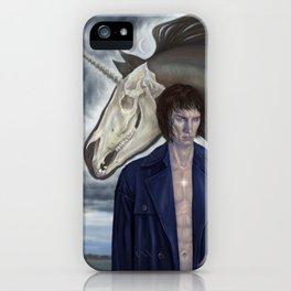 Hard-Boiled Wonderland and the End of the World iPhone Case
