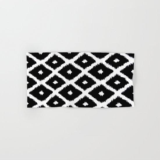 Black and White decor Hand & Bath Towel