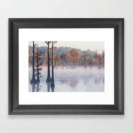 Adams Mill Pond 36 Framed Art Print