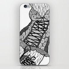 La femme n.5 iPhone & iPod Skin