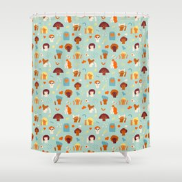 We are women Shower Curtain