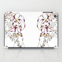wizard iPad Cases featuring Wizard by Party Moth