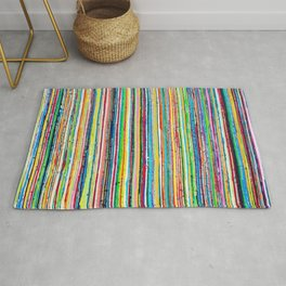 Rainbow Roll Rug