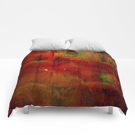 Urban landscape Comforters