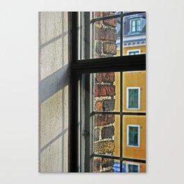 Window view 5 Canvas Print