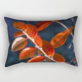 Autumn Garden Rectangular Pillow