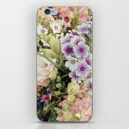 Vibrant Bouquet iPhone Skin