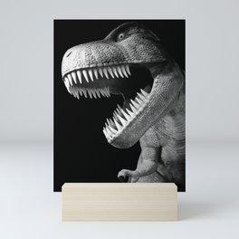 Tyrannosaurus Rex dinosaur Mini Art Print