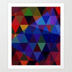 Abstract #235 Art Print