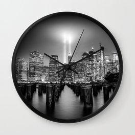 Spirit of New York Wall Clock