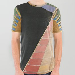 Altarpiece No. 1 Group X Hilma Af Klint 1915 All Over Graphic Tee
