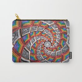 Tunnel To The Moon Carry-All Pouch