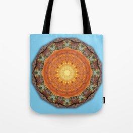 Colors of Rust 894_R / mandala-style-rust Tote Bag