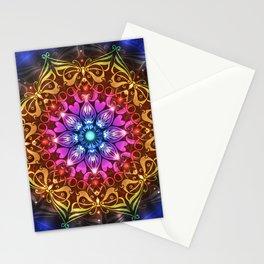 Butterfly Mandala by Emma Parrish Stationery Cards