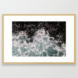 To The Sea #2 Framed Art Print