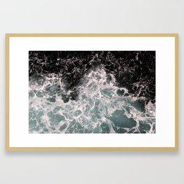 To The Sea #2 Framed Art Print