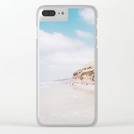 The Coast of Dreams Clear iPhone Case
