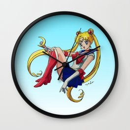 Sailor Moon | Drawing  Wall Clock